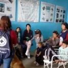 Campaña de promoción de salud e higiene y prevención de enfermedades parasitarias en niños/as
