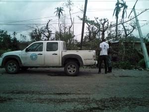 Médicos del Mundo comenzó evaluación rápida en Sur de Haití luego paso de Huracán Matthew: 136 muertes hasta el momento