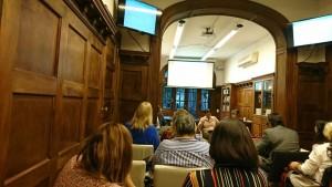 Reflexión regional sobre la cooperación internacional en salud en Buenos Aires