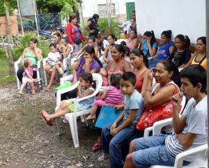Promoviendo una ciudad de Asunción con equidad de género y sin violencia hacia las mujeres