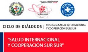 Lanzamiento de Ciclos de Diálogos de Salud Internacional y Cooperación Sur Sur