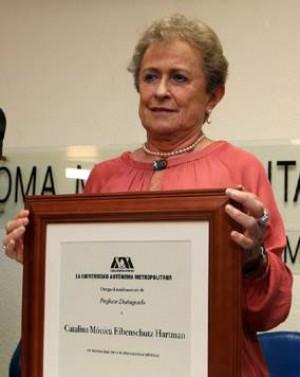 Homenaje a Catalina Eibenschutz Hartman
