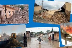 Gestión integral de riesgos  De desastres desde perspectiva de salud colectiva