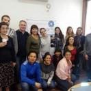 Nuevos equipos egresados del curso de gestión de riesgos de desastre desde perspectiva de salud colectiva