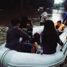 Atención y respuesta a emergencia por inundaciones en Buenos Aires