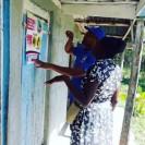 Respondiendo en las comunidades rurales con atención al cólera y enfermedades diarreicas agudas