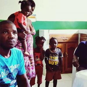 Centro de salud comunitaria en Leogane continúa con la atención a la infancia y familias haitianas