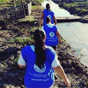 Continúa respuesta sanitaria frente a las inundaciones en el norte del país