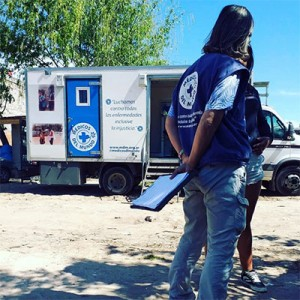 Respuesta de post emergencia a inundaciones en Buenos Aires