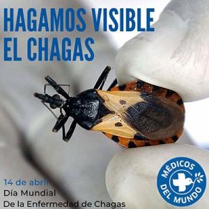 Hagamos visible el Chagas