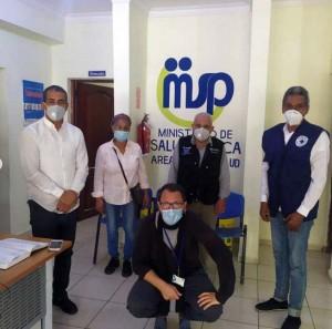 Médicos del Mundo trabaja en respuesta a la covid-19 en República Dominicana
