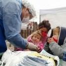 Jornadas de salud infantil en Florencio Varela
