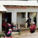 Médicos del Mundo Argentina en Bolivia