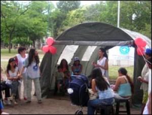 Día Internacional de Lucha contra el SIDA: Salud para la gente en situación de Calle