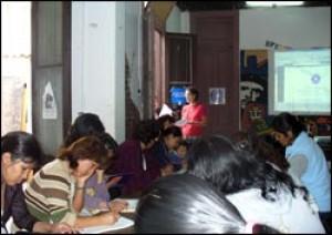 Se desarrolla el programa de promoción de salud para movimientos sociales en Ciudad