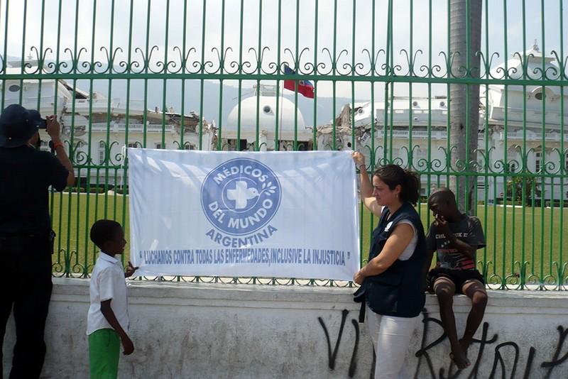 Haití: cinco años después la reconstrucción es incompleta