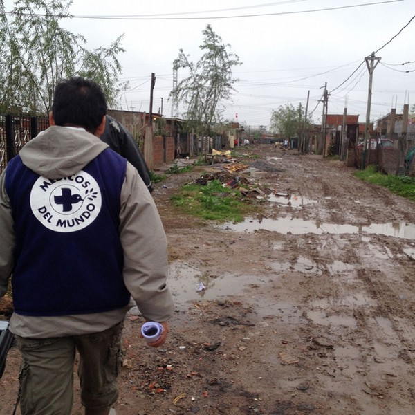 Respuesta a emergencia socioambiental en la provincia de Buenos Aires