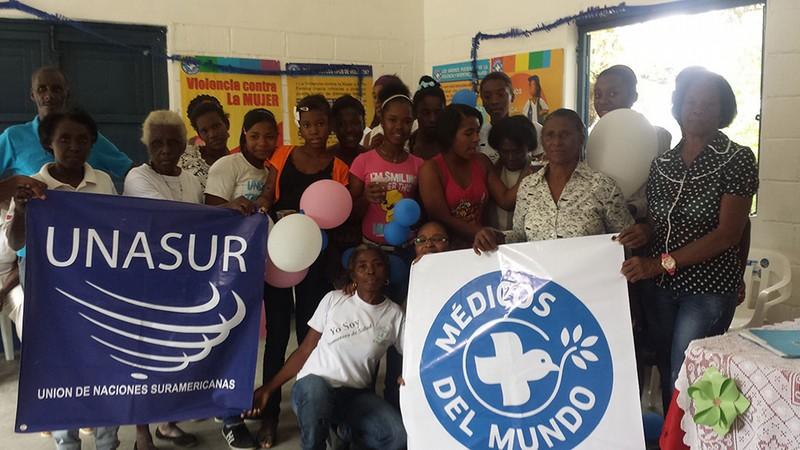 Inauguración 1er centro de la mujer rural en frontera República Dominicana-Haití